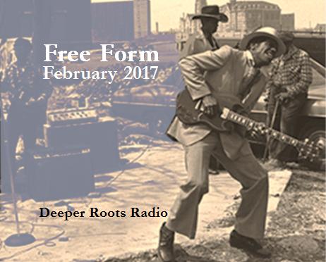Free Form – February 2017