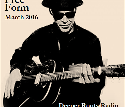 Free Form – March 2016
