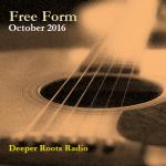 Free Form Oct 2016