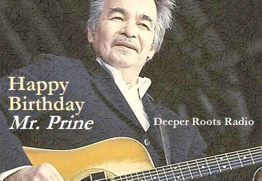 Happy Birthday, Mr. Prine