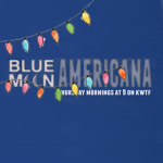 Blue Moon Americana - Christmas