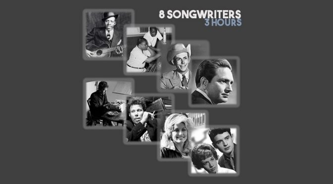 8 Songwriters 3 Hours