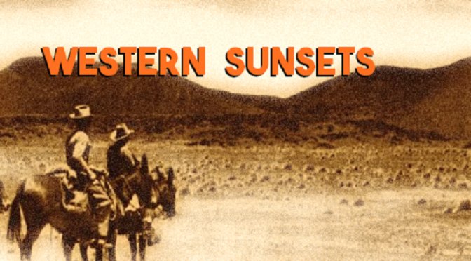 Western Sunsets