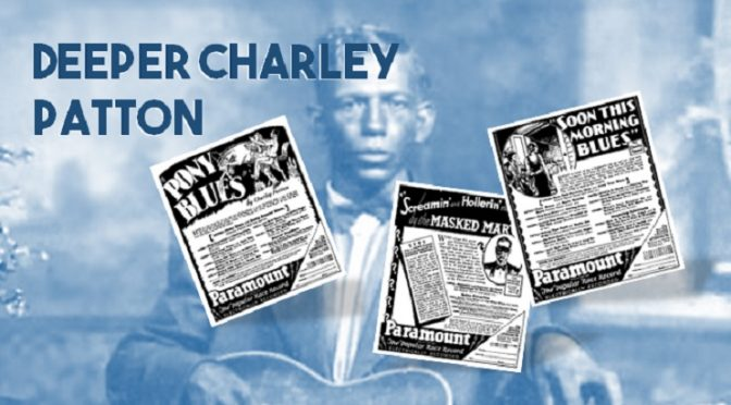 Deeper Charley Patton