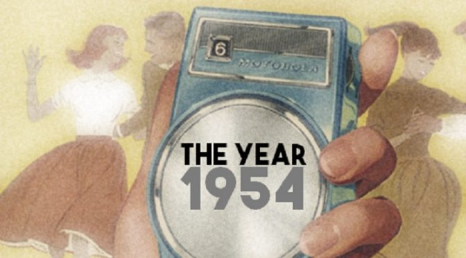 The Year 1954