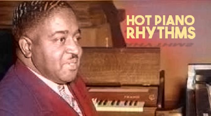 Hot Piano Rhythms