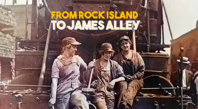 Rock Island to James Alley