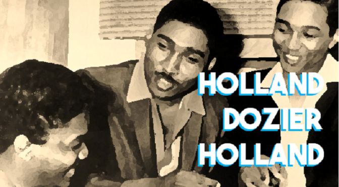 Holland Dozier Holland
