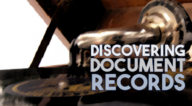 Discovering Document Records