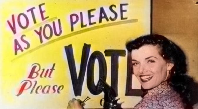 License To Vote