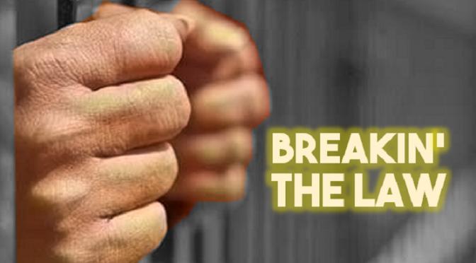Breakin' The Law
