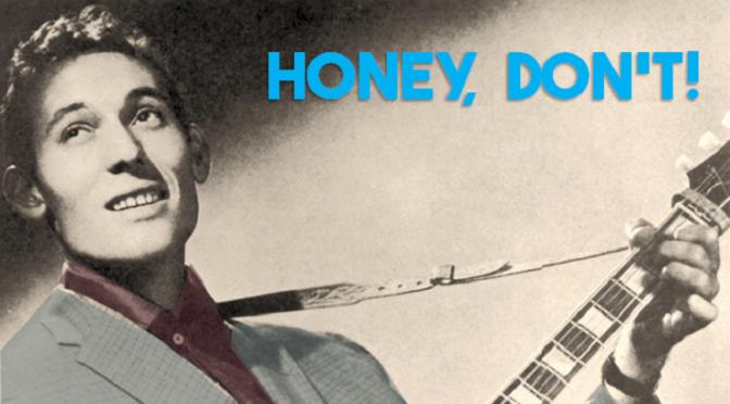 Honey Don't